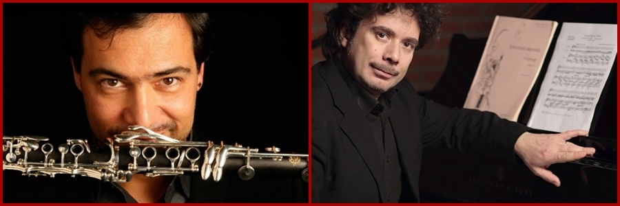 Concert: Klezmer and... more! - With Alessandro Carbonare and Monaldo Braconi