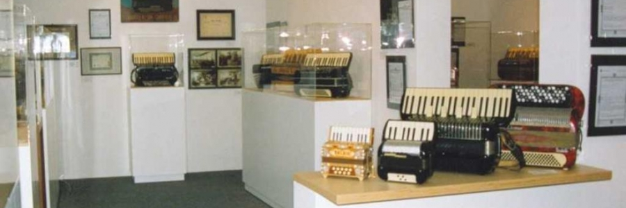 Conference/concert: the Museum of Accordion of Stradella