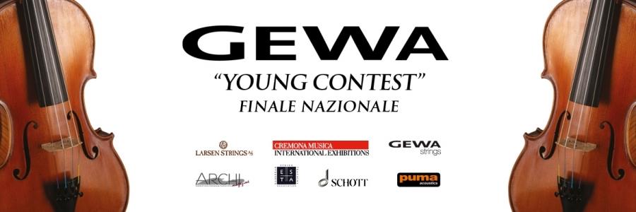 Gewa Young Contest 2019