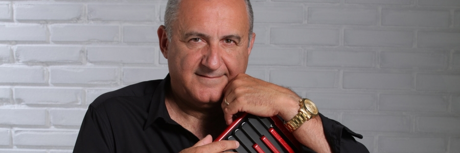 Fabio Ceccarini presents The four seasons of accordion with his Bugari Virtuoso FC