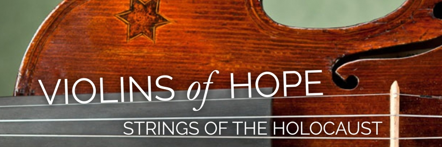 Violins of Hope: mostra dei violini dell'Olocausto