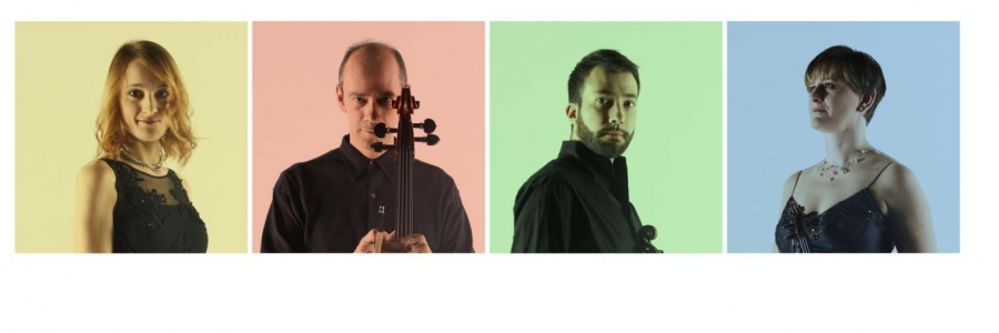 The Consorzio Liutai Stradivari presents the Bazzini Quartet's concert