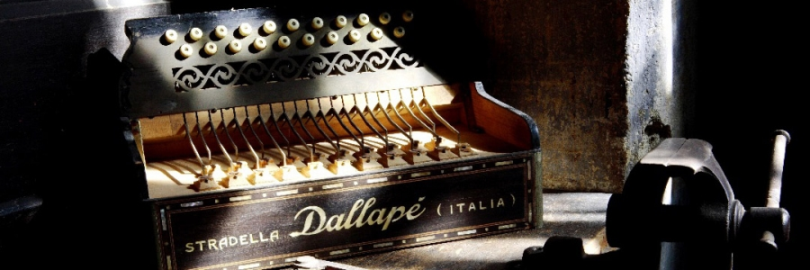 Historical exhibition 'Stradella, past and present of the accordion'