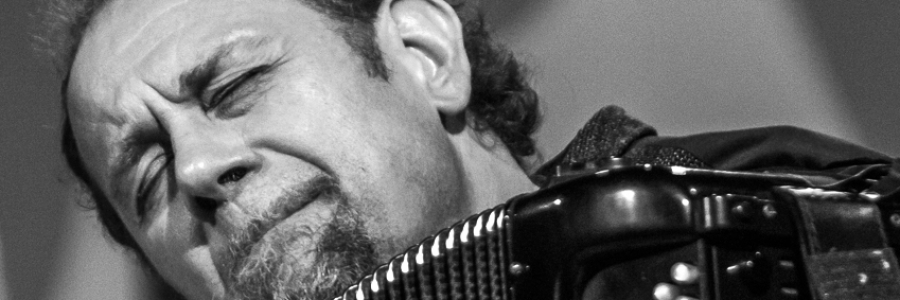 Showcase di Fausto Beccalossi, virtuoso della fisarmonica (Maxim's Group)