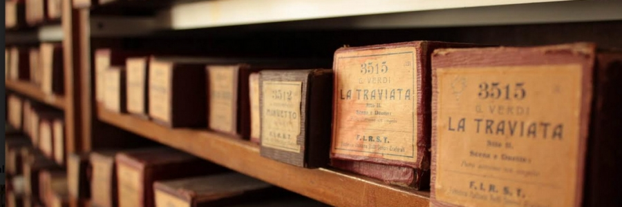 Presentazione della collezione di Rulli per autopiano del Dipartimento di Musicologia e Beni Culturali di Cremona