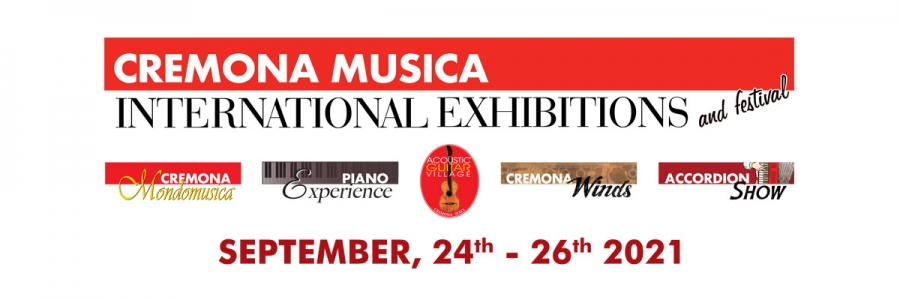 Cremona Musica 2021 official inauguration